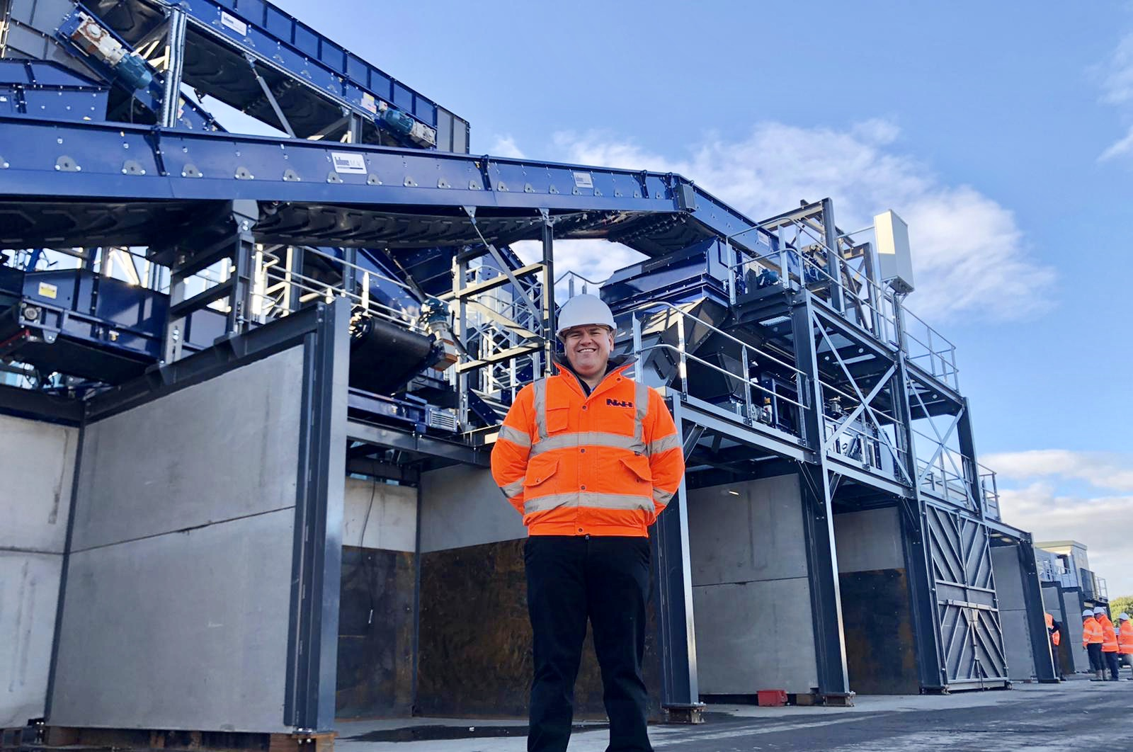 The NWH Group Invests £2 Million In Green Super Plant With HSBC UK Support