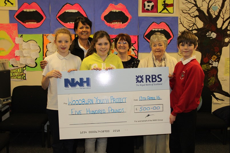The NWH Group funding committee have been back on the road with more donations