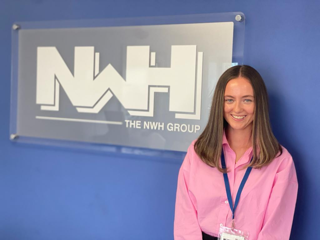 NWH supports sustainable talent growth through appointment of Saltire Scholar