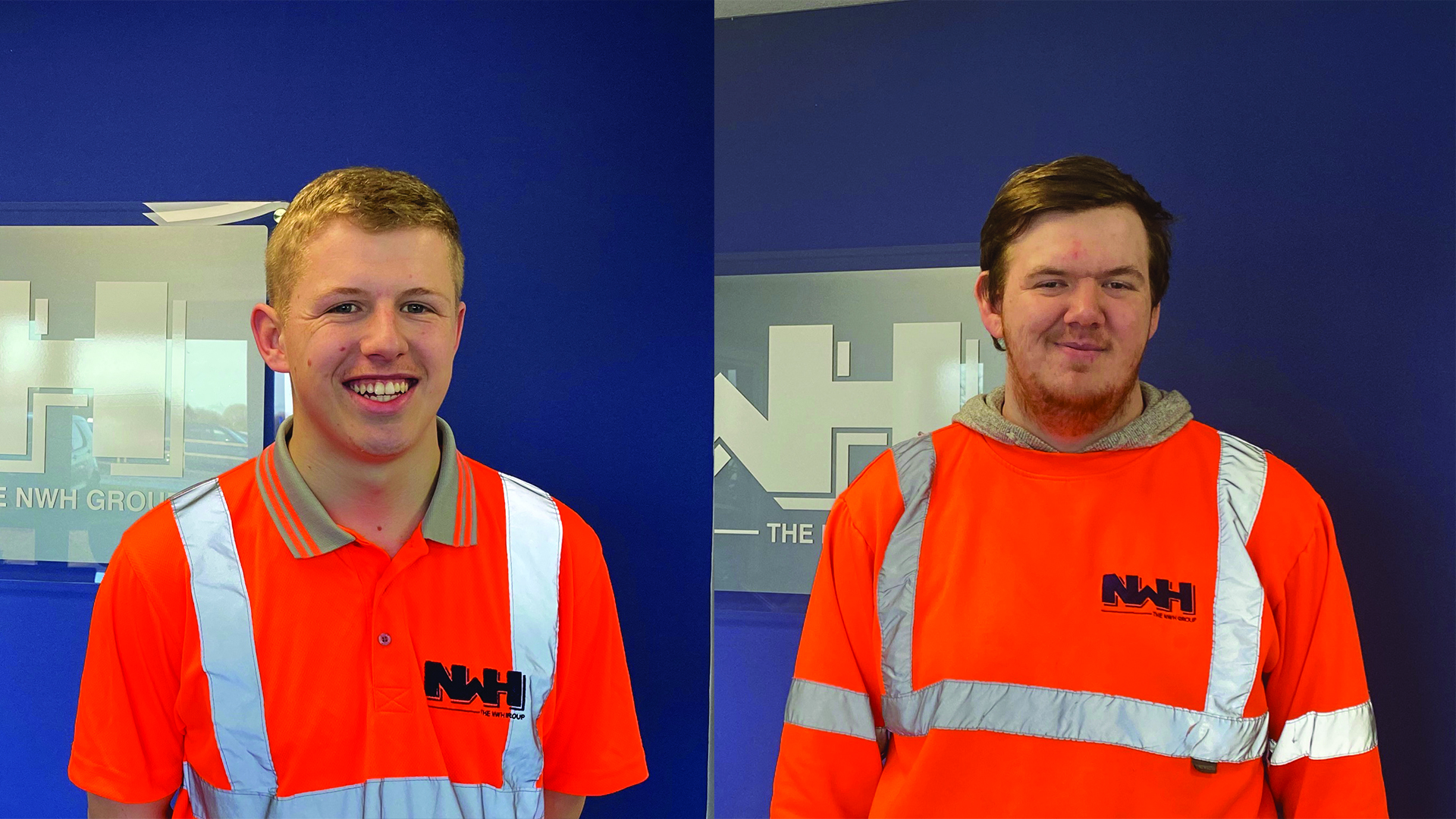 Apprentice success at NWH Group