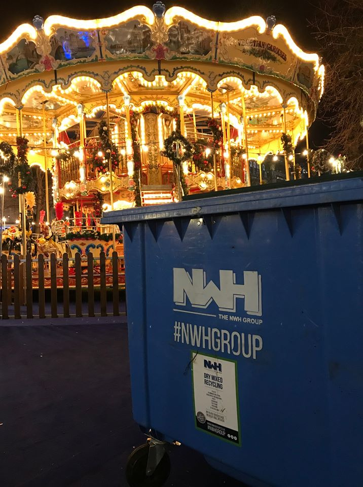 NWH Group delivers at Christmas