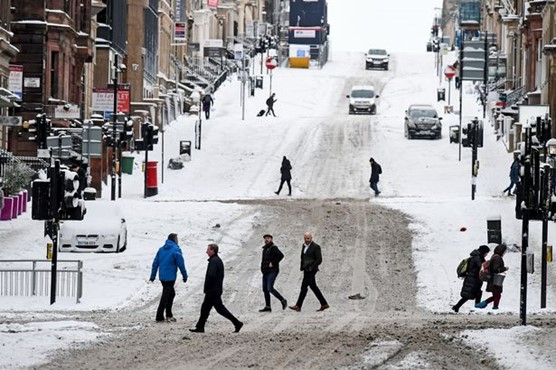 Adverse weather in Scotland costs the economy £75m per day. Don't let adverse weather stop your business