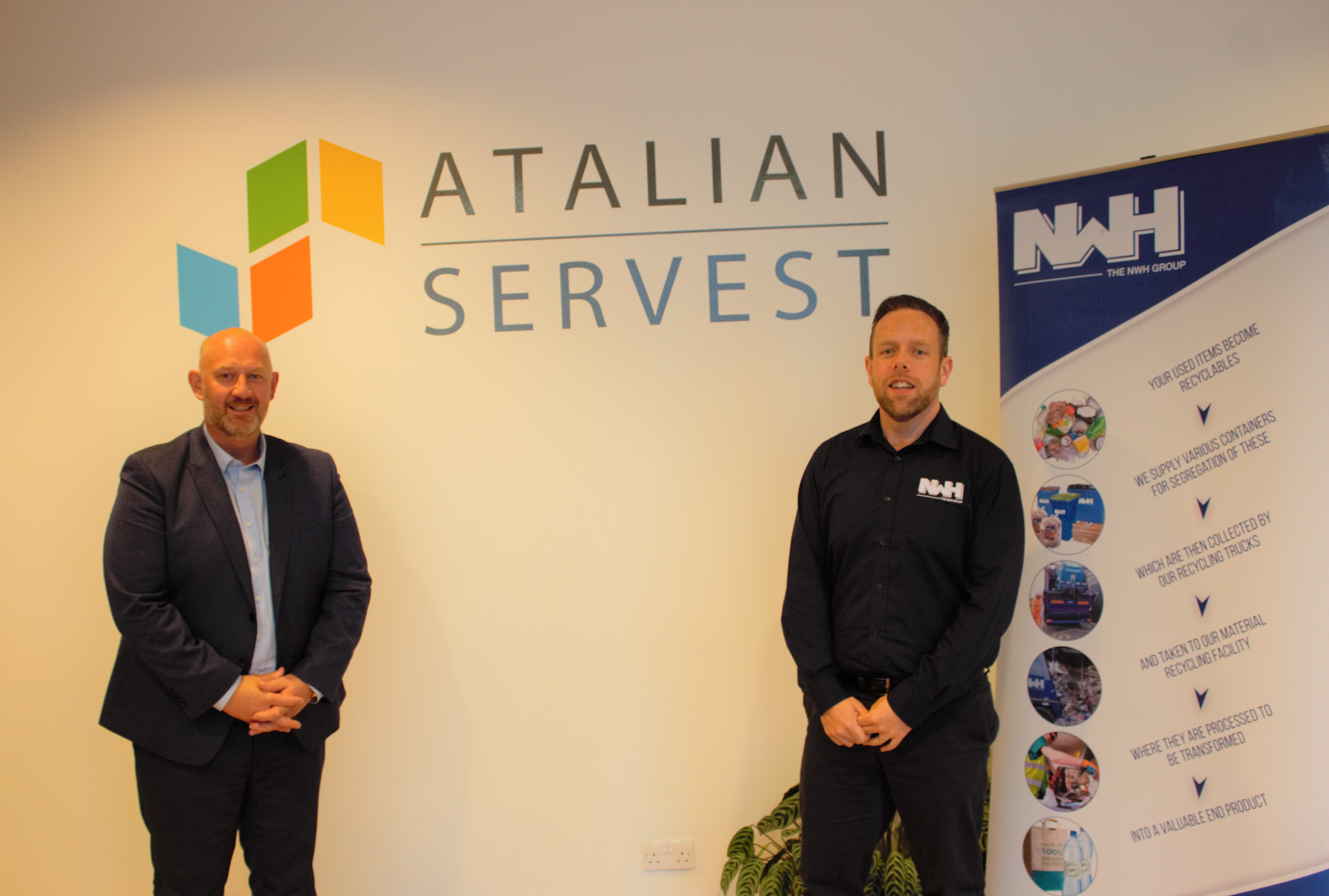 NWH secures waste contract with global solutions provider Atalian Servest