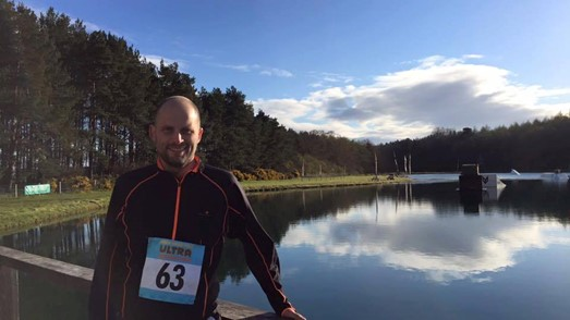 NWH's Scott Dorward completes the 'John Muir Way Ultra Marathon'