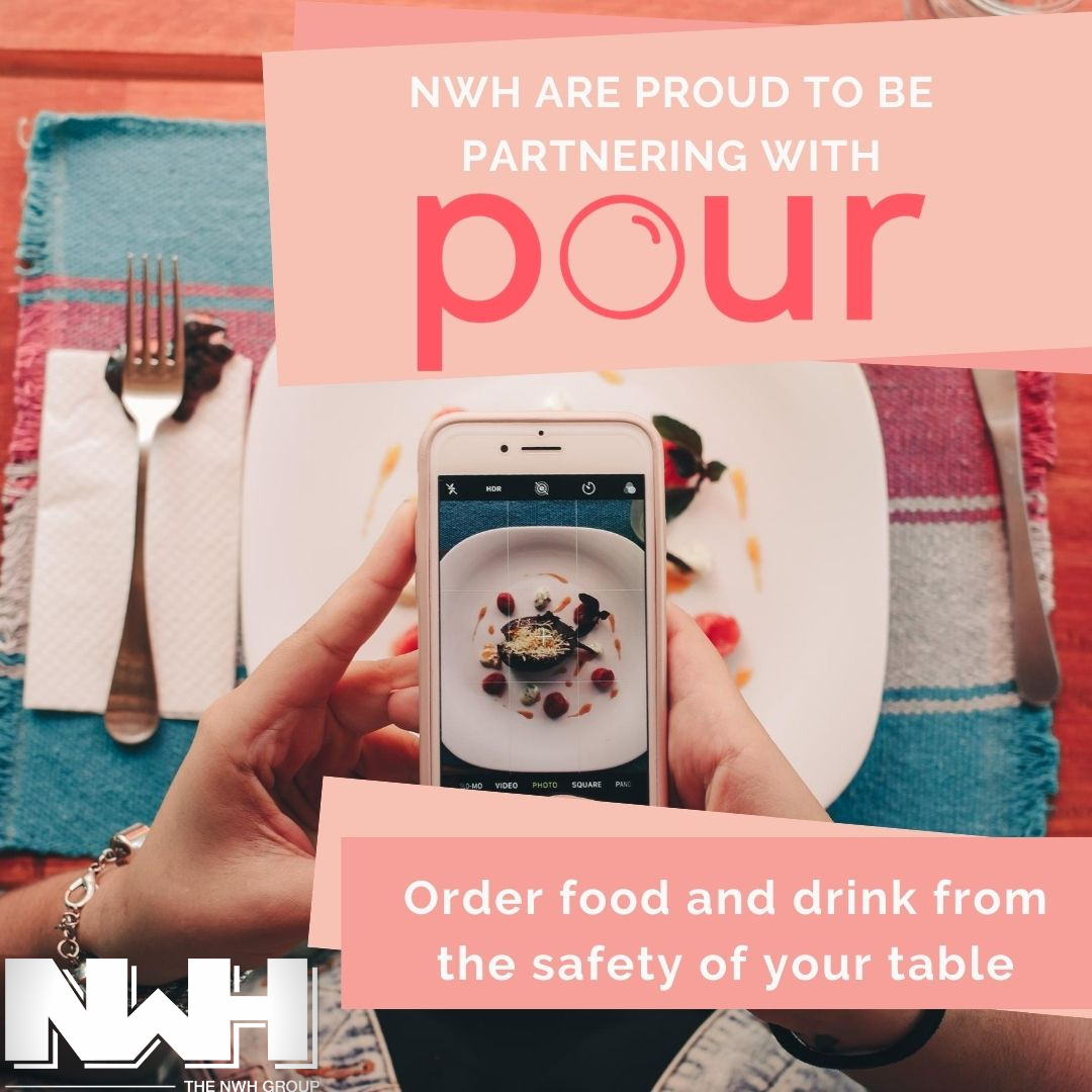 NWH Group announce partnership with Pour